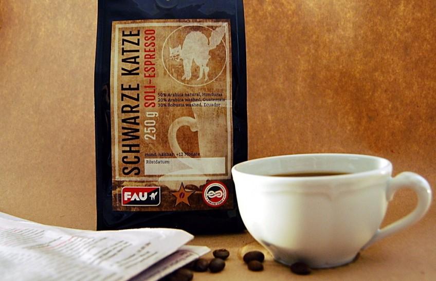 Coffee to go… forward!