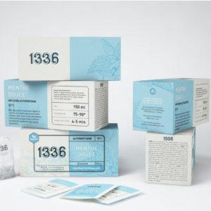 Kräutertee »1336 Süße Minze« Sonderpreis MHD-Ware