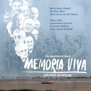 Filmposter »Memoria Viva – Lebendige Erinnerung«