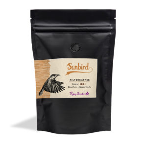 Filterkaffee »Sunbird«