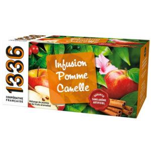 Früchtetee »1336 Apfel Zimt«