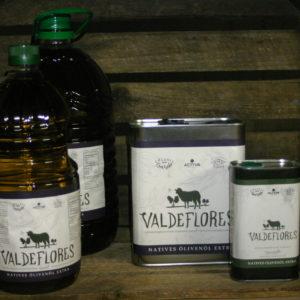 ACTYVA – Valdeflores Olivenöl
