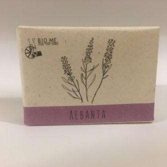 Seife Lavendel (neues Design)