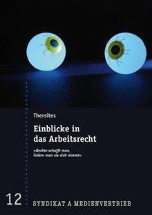 Broschüre »Thersites – Einblicke in das Arbeitsrecht«