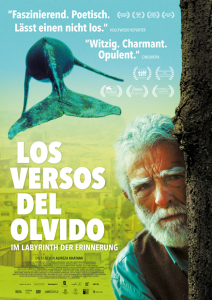 DVD  »Los Versos Del Olvido – Im Labyrinth der Erinnerung«