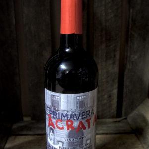 Rotwein »Primavera Ácrata« 2018 [0,75l-Flasche]