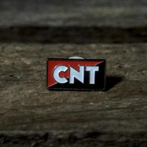 "Anstecker ""CNT"""