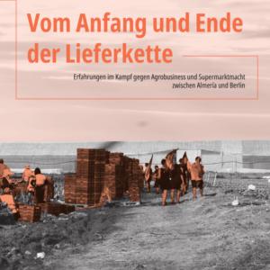 Broschüre »Vom Anfang und Ende der Lieferkette«